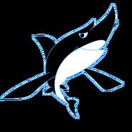 Blue Trench Shark
