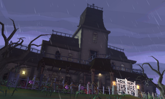 Gloomy Mansion