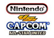 Nintendo vs Capcom Logo