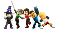 Mii Fighter (Smash 5)