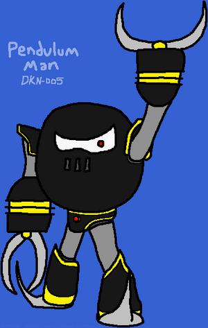 Pendulum Man