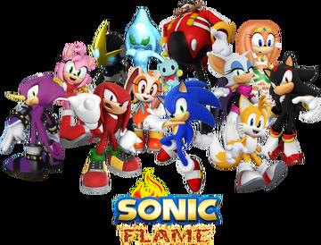 SonicFlameGang
