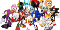 Sonic Party 1(Sonic Party)