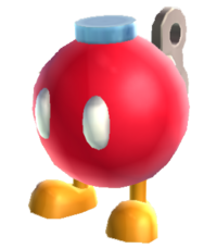 Bob-Omb Buddy Boy