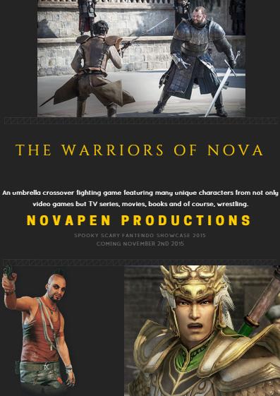 The Warriors of Nova