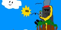 Dinosaur Land (Super Mario: An Evil Rising)