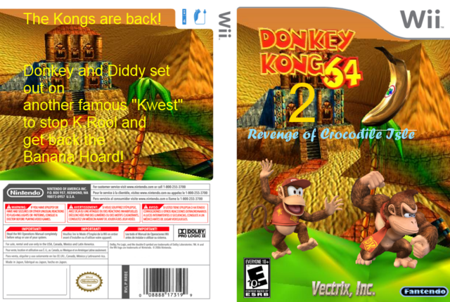 File:Donkey Kong 64 2 Revenge of Crocodile Isle.png