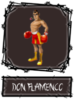 Don Flamenco SSBR