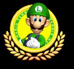 Luigi Tennis Icon