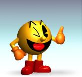 Pac-Man SSBF