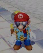 Vacation Mario SSBD