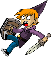Eddsworld four swords epic matt is epic ish by supersmash3ds-d5unhfs
