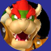 Bowser - New Super Mario Bros 2 jade