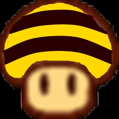 File:Paper Bee Mushroom.png