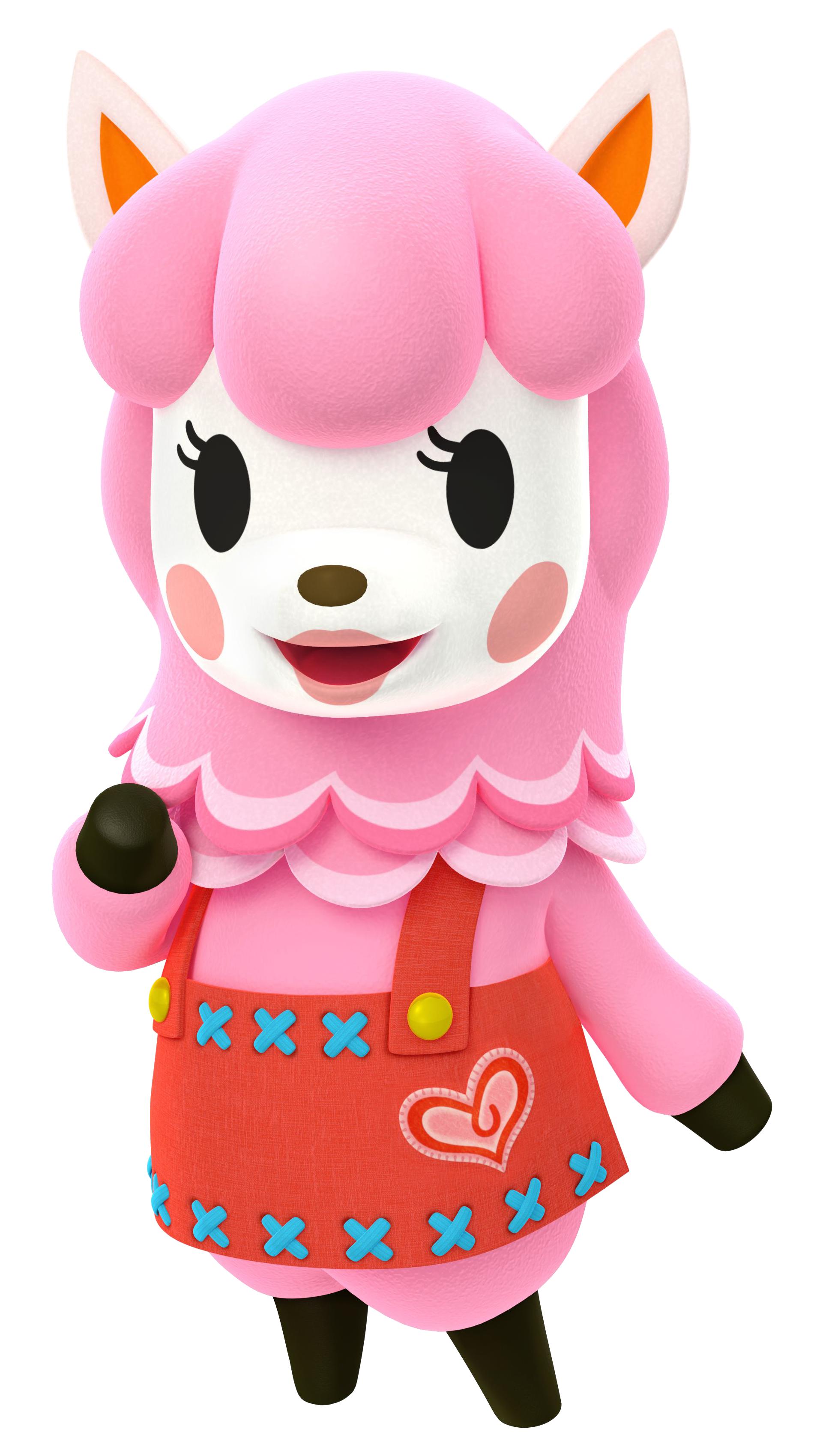 Reese (Animal Crossing)   Fantendo - Nintendo Fanon Wiki ...