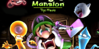 Luigi's Mansion - The Movie