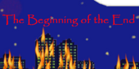 The Beginning of the End (video game)