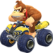 Donkey Kong MK8 Icon