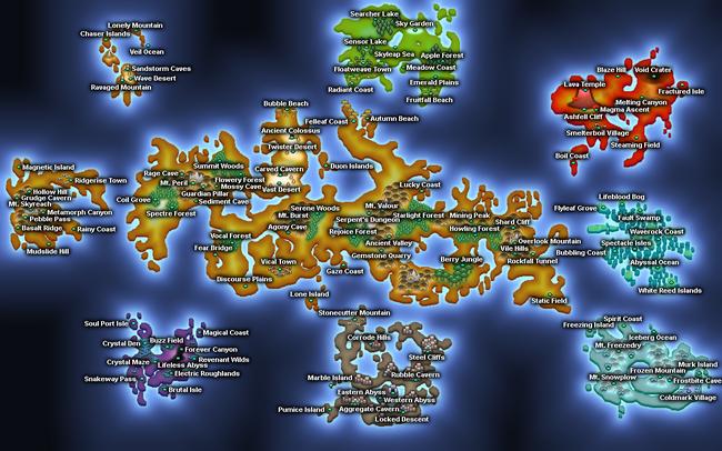 Era of Growth Dungeons