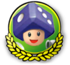MK3DS Tumble icon
