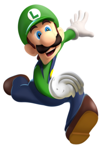 File:Rubber Luigi.png