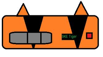 SKE Tiger2