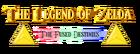 The Legend of Zelda The Fused Destinies Logo