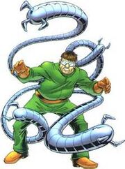 Classic Doctor Octopus