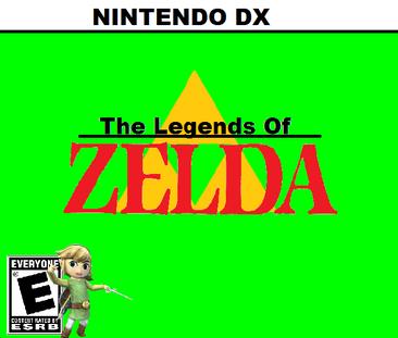 Legend of Zelda DX