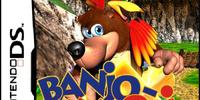 Banjo-Kazooie DS