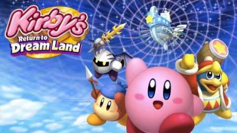 Music Kirby's Return to Dreamland -Game Menu Music-
