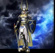 Warrior of Light whitepalette