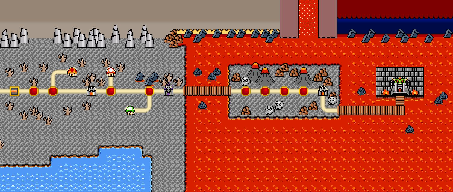 World 8 Bowser's Kingdom (NSFMBTAR)   Fantendo - Nintendo Fanon Wiki   FANDOM powered by Wikia