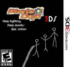 Photo Dojo 3DS Box Art 2nd version