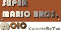 Super Mario Bros. 2010: Knights of the Mushroomy Table
