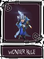 Wonder Blue SSBR