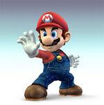 Mario SSBB
