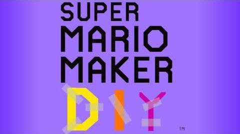 Underground (Edit Mode Mix) - Super Mario Maker D.I.Y.