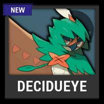 ACL -- Super Smash Bros. Switch character box - Decidueye