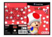 Toad Game