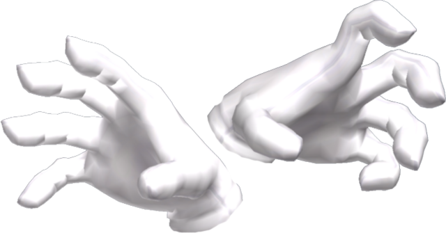 File:Master Hand and Crazy Hand KDL3D.png