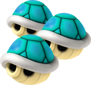 Triple Ice Shell
