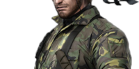 Solid Snake (Super Smash Bros. Golden Eclipse)