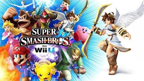 Destroyed Skyworld (Super Smash Bros