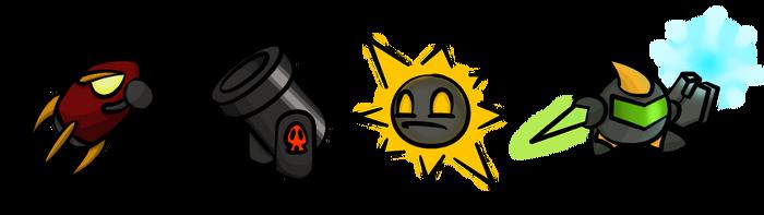 Enemies World 8