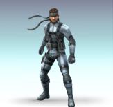 Solid Snake SSBF