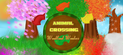 Title Card-Woodland Wonders