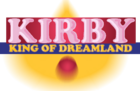 Kirby: King of Dreamland Title
