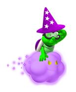 Lakitu Wizard