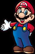 Mario Cartoony